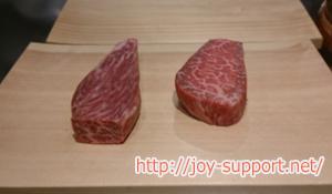 神戸牛のイチボとランプ