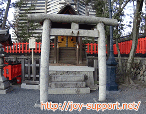 伏見稲荷‐石鳥居の画像