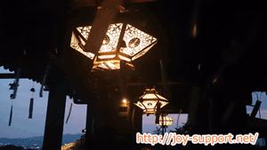 清水寺-夏のライトアップの様子