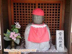 清水寺の見どころ-首ふり地蔵