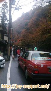 貴船神社-道の幅