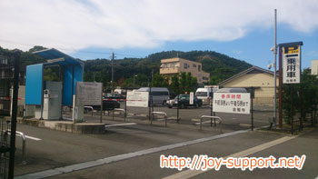 金閣寺周辺の駐車場