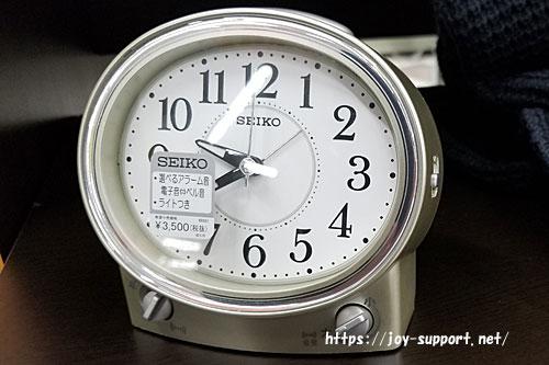目覚まし時計-KR892W