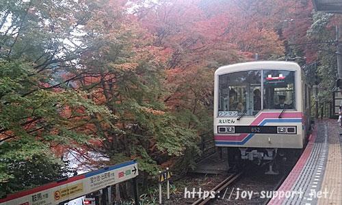 叡山電車-鞍馬